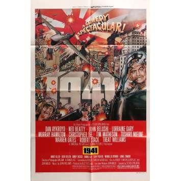 1941 Original Movie Poster Style D - 27x41 in. - 1979 - Steven Spielberg, John Belushi