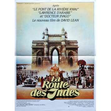 PASSAGE TO INDIA Original Movie Poster - 15x21 in. - 1984 - David Lean, Judy Davis