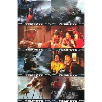 EN PLEINE TEMPETE Photos de film - 21x30 cm. - 2000 - George Clooney, Wolfgang Petersen