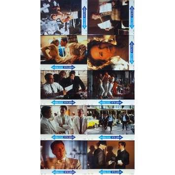 CATCH ME IF YOU CAN Original Lobby Cards x10 - 9x12 in. - 2002 - Steven Spielberg, Leonardo DiCaprio
