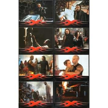 XXX Photos de film - 21x30 cm. - 2002 - Vin Diesel, Rob Cohen