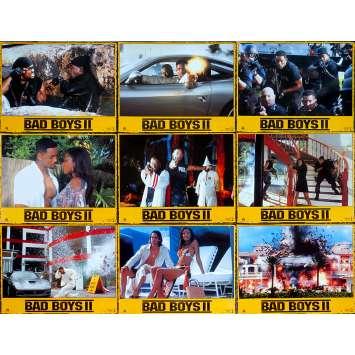 BAD BOYS 2 Photos de film - 21x30 cm. - 2003 - Will Smith, Martin Lawrence, Michael Bay