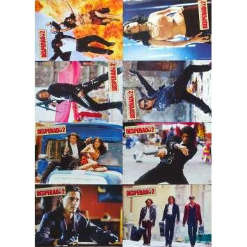 DESPERADO 2 Photos de film - 21x30 cm. - 2003 - Antonio Banderas, Robert Rodriguez