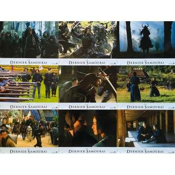 LE DERNIER SAMOURAI Photos de film - 21x30 cm. - 2003 - Tom Cruise, Edward Zwick
