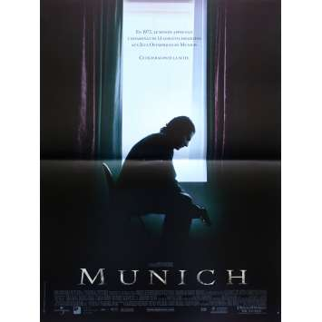 MUNICH Affiche de film - 40x60 cm. - 2005 - Eric Bana, Steven Spielberg