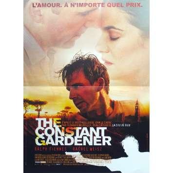 THE CONSTANT GARDENER Affiche de film - 40x60 cm. - 2005 - Ralph Fiennes, Fernando Meirelles
