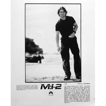 MISSION IMPOSSIBLE 2 MI2 Photo de presse N02 - 20x25 cm. - 2006 - Tom Cruise, John Woo