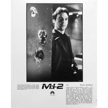 MISSION IMPOSSIBLE 2 MI2 Photo de presse N01 - 20x25 cm. - 2006 - Tom Cruise, John Woo