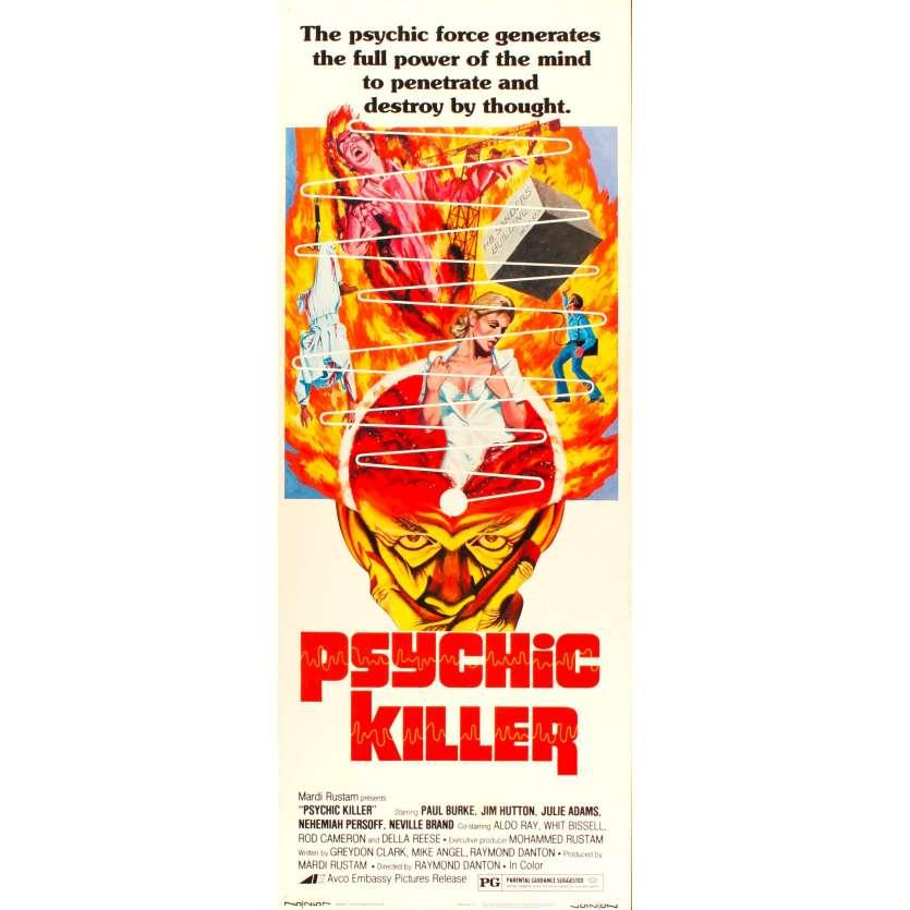 PSYCHIC KILLER Movie Poster
