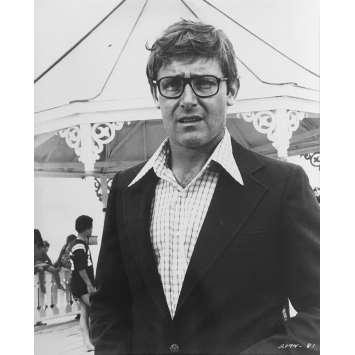 LES DENTS DE LA MER Photo de presse N11 - 20x25 cm. - 1975 - Roy Sheider, Steven Spielberg