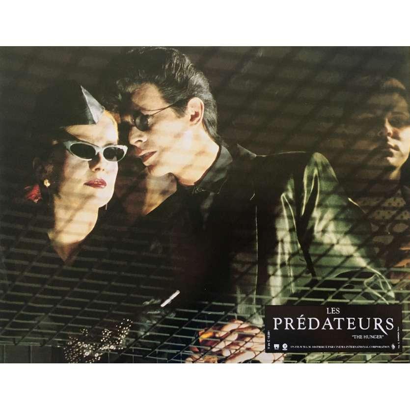 LES PREDATEURS Photo de film N04 - 21x30 cm. - 1983 - David Bowie, Tony Scott