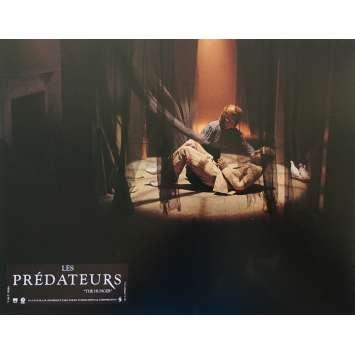LES PREDATEURS Photo de film N03 - 21x30 cm. - 1983 - David Bowie, Tony Scott