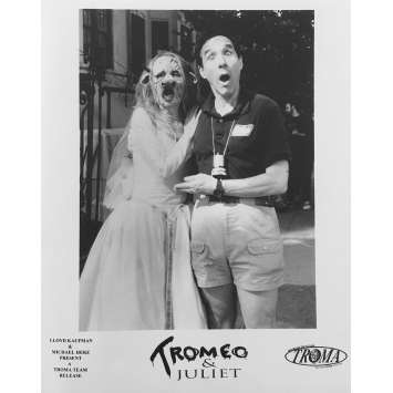 TROMEO AND JULIET Photo de presse N01 - 20x25 cm. - 1996 - Jane Jensen, Lloyd Kaufman