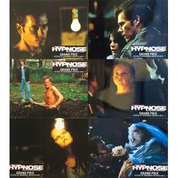 HYPNOSE Photos de film x6 - 21x30 cm. - 1999 - Kevin Bacon, David Koepp