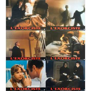 L'EXORCISTE VERSION INTEGRALE Photos de film x6 - 21x30 cm. - 2001 - Linda Blair, William Friedkin