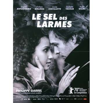 THE SALT OF TEARS Original Movie Poster - 15x21 in. - 2020 - Philippe Garrel, Logann Antuofermo