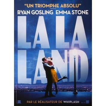 LA LA LAND Folded Movie Poster 15x21 in. - 2017 - Damien Chazelle, Ryan Gosling