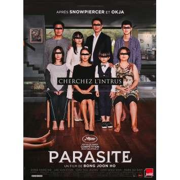PARASITE Original Movie Poster - 15x21 in. - 2019 - Joon-ho Bong, Kang-ho Song