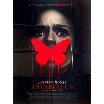 ANTEBELLUM Original Movie Poster - 47x63 in. - 2020 - Gerard Bush, Christopher Renz, Jena Mallone