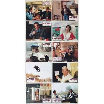 FLIC OU VOYOU Photos de film - 21x30 cm. - 1979 - Jean-Paul Belmondo, Georges Lautner