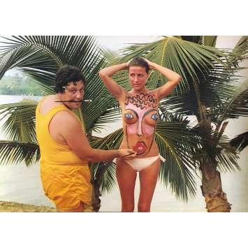 FRENCH FRIED VACATIONS Original Movie Still N03 - 9x12 in. - 1978 - Patrice Leconte, Le Splendid