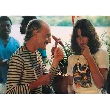 LES BRONZES Photo de presse N13 - 21x30 cm. - 1978 - Le Splendid, Patrice Leconte