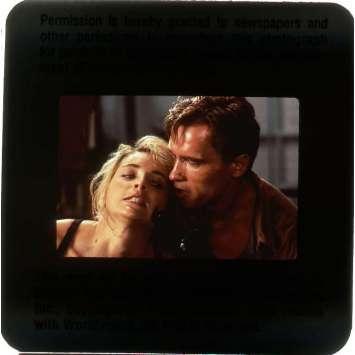 TOTAL RECALL Slides x6 USA '90, Schwarzenegger, Verhoeven