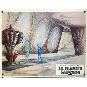 LA PLANETE SAUVAGE Photo de film N05 - 24,34,5 cm. - 1973 - Barry Bostwick, René Laloux