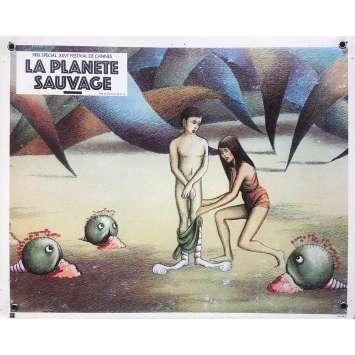 LA PLANETE SAUVAGE Photo de film N04 - 24,34,5 cm. - 1973 - Barry Bostwick, René Laloux