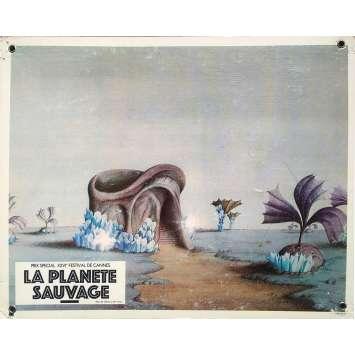 LA PLANETE SAUVAGE Photo de film N03 - 24,34,5 cm. - 1973 - Barry Bostwick, René Laloux