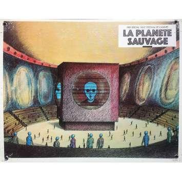 LA PLANETE SAUVAGE Photo de film N02 - 24,34,5 cm. - 1973 - Barry Bostwick, René Laloux