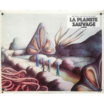 LA PLANETE SAUVAGE Photo de film N01 - 24,34,5 cm. - 1973 - Barry Bostwick, René Laloux
