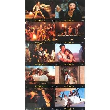 LA MOMIE Photos de film - 21x30 cm. - 1999 - Brendan Fraser, Stephen Sommers