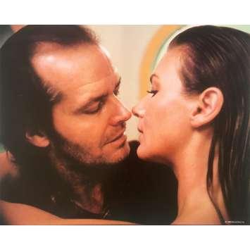 SHINING Photo de film N06 - 20x25 cm. - 1980 - Jack Nicholson, Stanley Kubrick