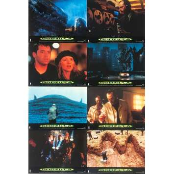 GODZILLA Photos de film - 21x30 cm. - 2014 - Bruan Cranston, Gareth Edwards