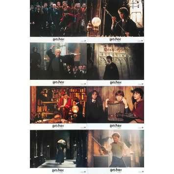 HARRY POTTER ET LA CHAMBRE DES SECRETS Photos de film - 21x30 cm. - 2002 - Daniel Radcliffe, Chris Colombus