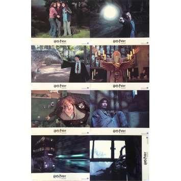 HARRY POTTER ET LE PRISONNIER D'AZKABAN Photos de film - 21x30 cm. - 2004 - Daniel Radcliffe, Alfonso Cuaron