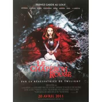 LE CHAPERON ROUGE Affiche de film - 40x60 cm. - 2011 - Amanda Seyfried, Catherine Hardwicke