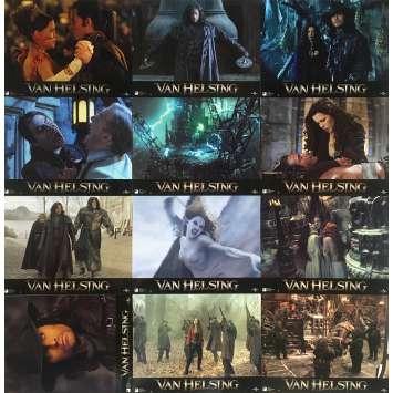VAN HELSING Photos de film - 21x30 cm. - 2004 - Hugh Jackman, Stephen Sommers