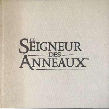 LE SEIGNEUR DES ANNEAUX - LE RETOUR DU ROI Dossier de presse 80P - 30x40 cm. - 2003 - Viggo Mortensen, Peter Jackson
