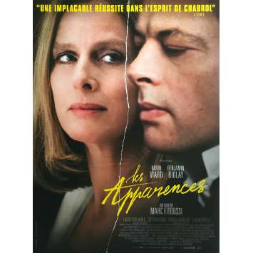 APPEARANCES Original Movie Poster - 15x21 in. - 2020 - Marc Fitoussi, Karin Viard
