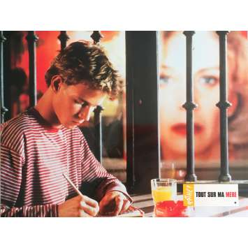 ALL ABOUT MY MOTHER Original Lobby Card N5 - 9x12 in. - 1999 - Pedro Almodovar, Cecilia Roth