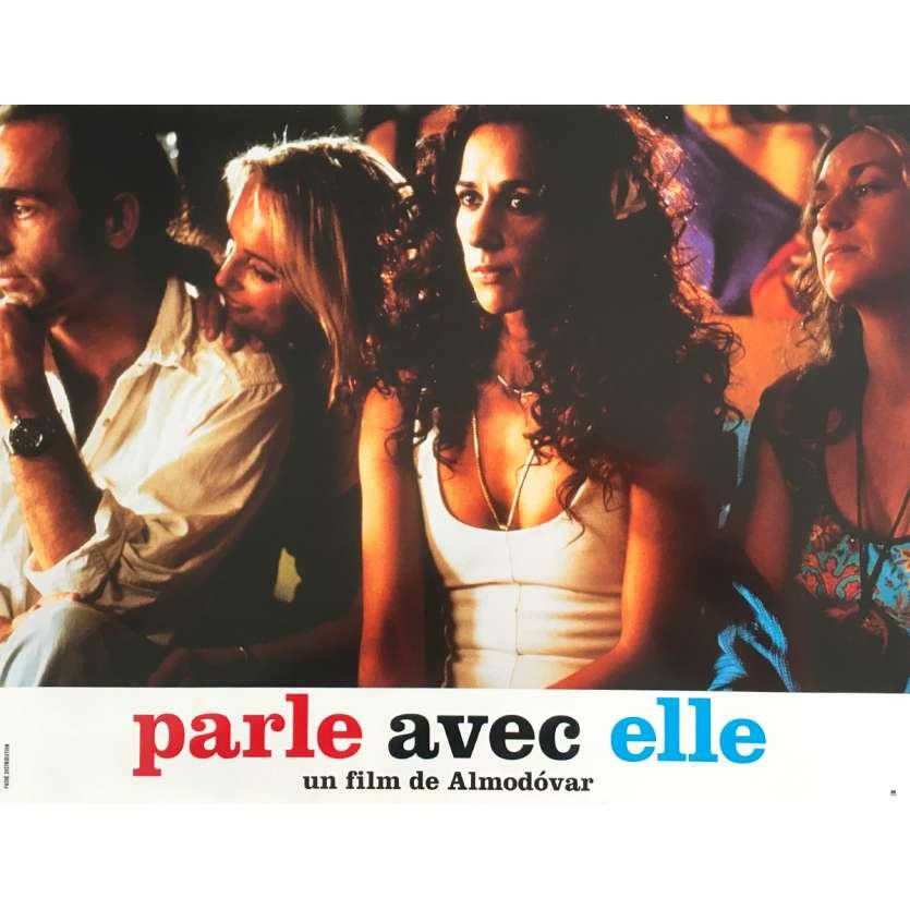 PARLE AVEC ELLE Photo de film N7 - 21x30 cm. - 2002 - Rosario Dawson, Pedro Almodóvar