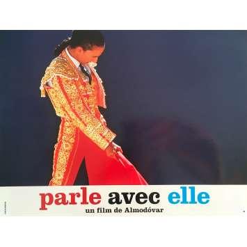 PARLE AVEC ELLE Photo de film N6 - 21x30 cm. - 2002 - Rosario Dawson, Pedro Almodóvar