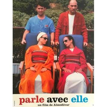 PARLE AVEC ELLE Photo de film N4 - 21x30 cm. - 2002 - Rosario Dawson, Pedro Almodóvar