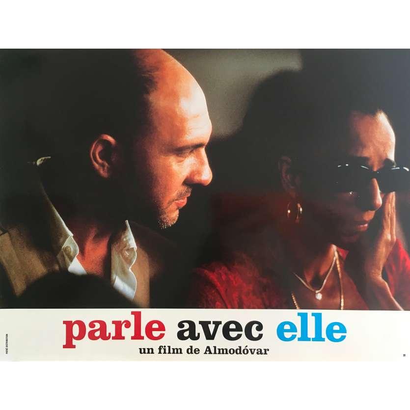 PARLE AVEC ELLE Photo de film N3 - 21x30 cm. - 2002 - Rosario Dawson, Pedro Almodóvar