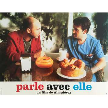 PARLE AVEC ELLE Photo de film N2 - 21x30 cm. - 2002 - Rosario Dawson, Pedro Almodóvar