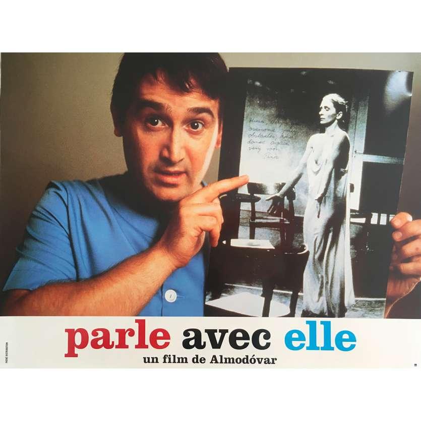 PARLE AVEC ELLE Photo de film N1 - 21x30 cm. - 2002 - Rosario Dawson, Pedro Almodóvar