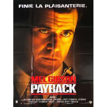 PAYBACK French Movie Poster 47x63 FR - 1999 - Mel Gibson