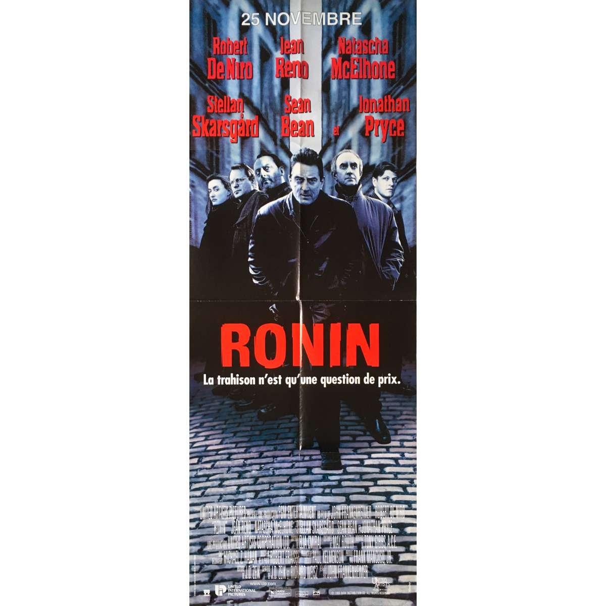 Ronin Robert DeNiro Classic Large Movie Poster Print